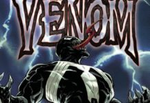 Venom #1 encabezado