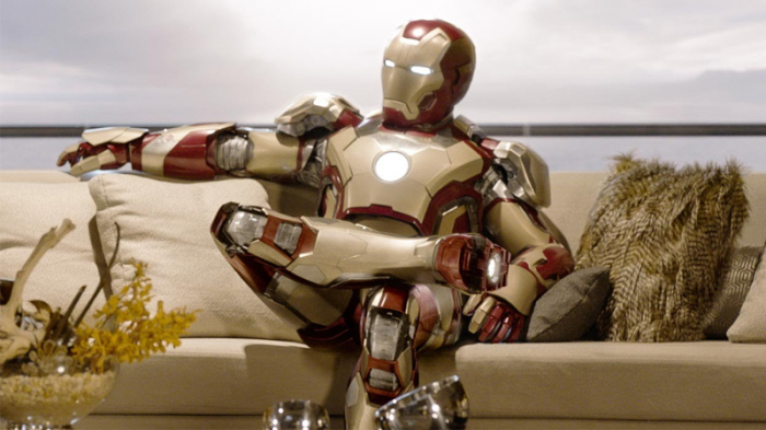 Iron Man Mark 42 (Iron Man 3)