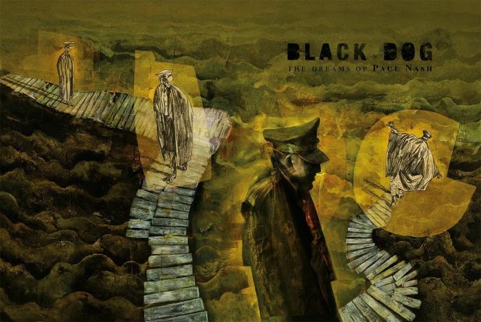 black dog dave mckean