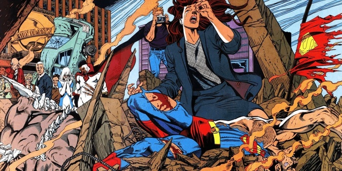 death of superman 1