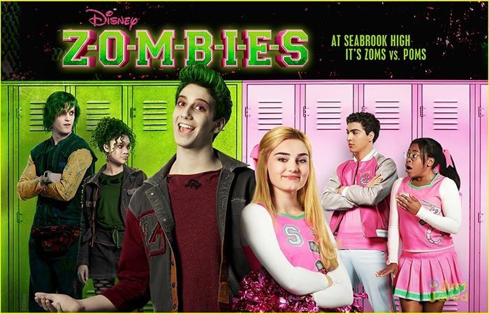 disney channel pelicula zombies