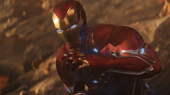 Iron Man Mark 48 (Avengers: Infinity War)
