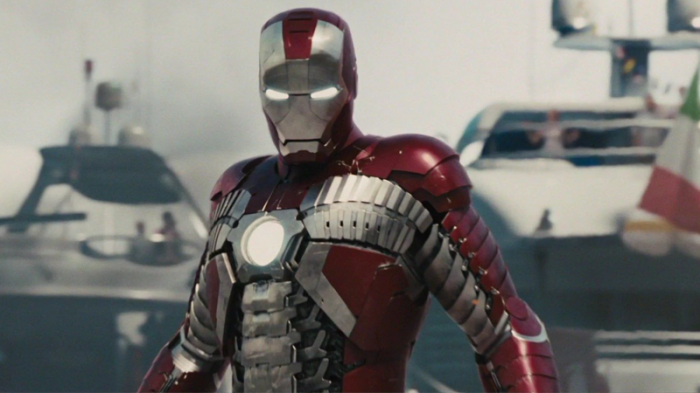 Iron Man Mark 5 (Iron Man 2)