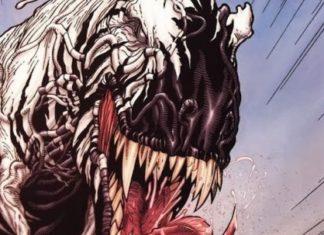 Venom T-Rex destacada