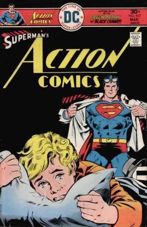 Action Comics 457