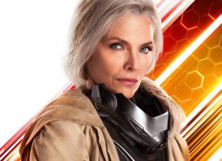 Ant-Man y la Avispa - Janet VanDyne - Michelle Pfeiffer
