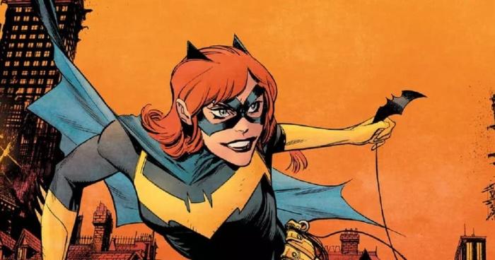Batgirl encabezado