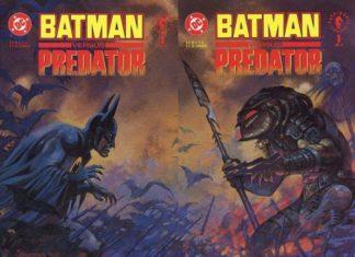 Batman depredador