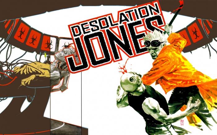 Desolación Jones 1