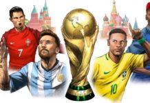Marvel Copa Mundo 2018