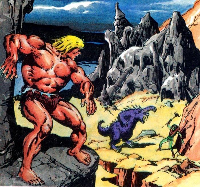He-Man en Eternia
