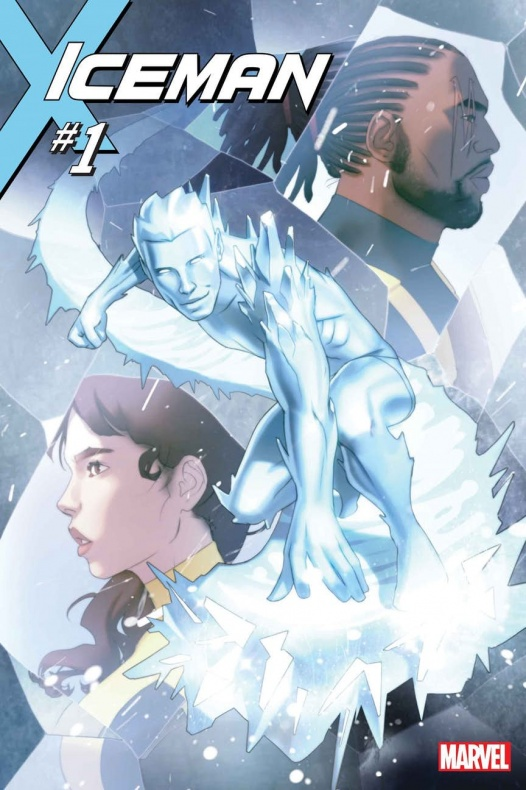 Iceman 1 portada