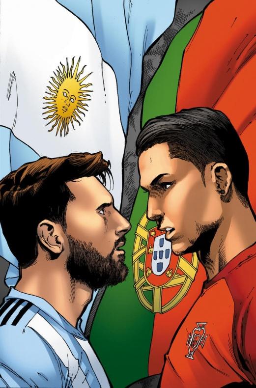 Messi-CR7
