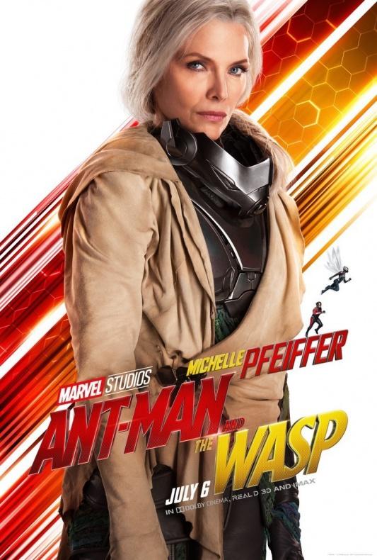 Michelle Pfeiffer ant-man