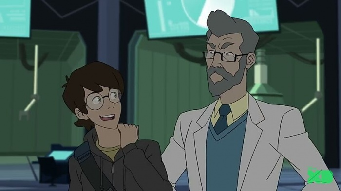 Peter y Spencer
