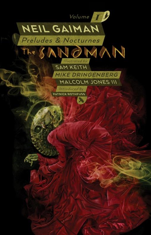 Sandman VOL 1 30th Anniversary