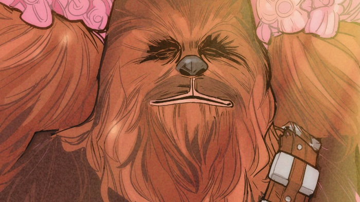 Star Wars Chewbacca 2