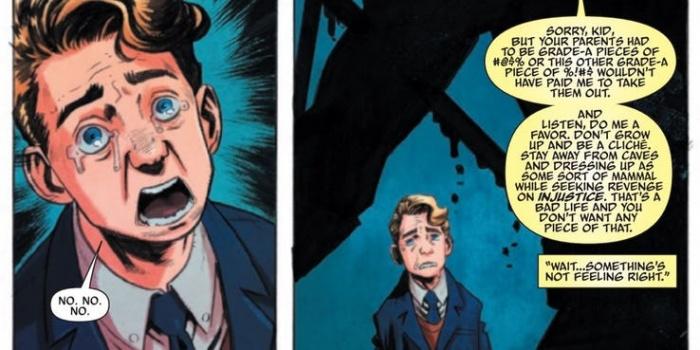 Deadpool - Bruce Wayne