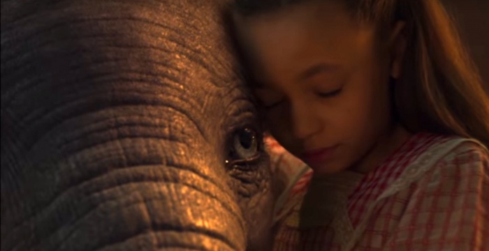 #Video Llega primer tráiler de Dumbo