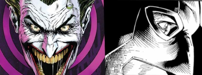 geoff johns batman joker