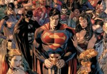 Tom King 'Heroes in Crisis'