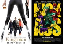 kingsman kickass