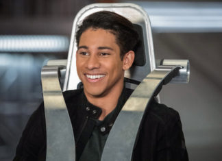Keiynan Lonsdale Wally West
