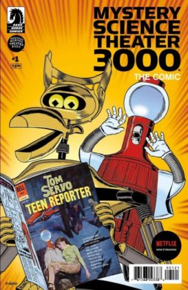mystery science theater 3000 the comic variant cover 1114385