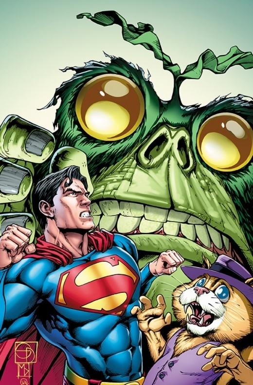 Superman Don Gato