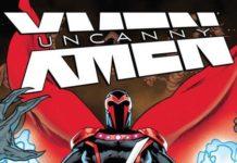 Uncanny X-Men destacada