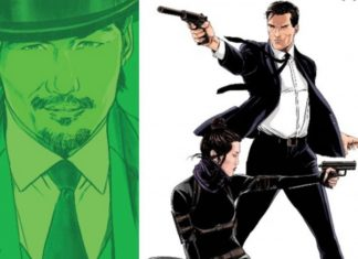 James Bond Greg Pak