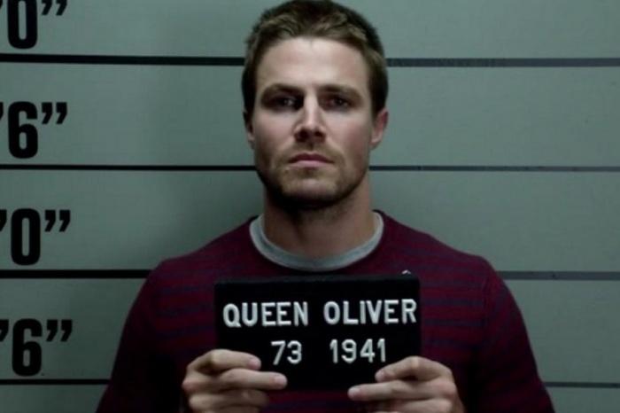 Arrow - Oliver Queen preso