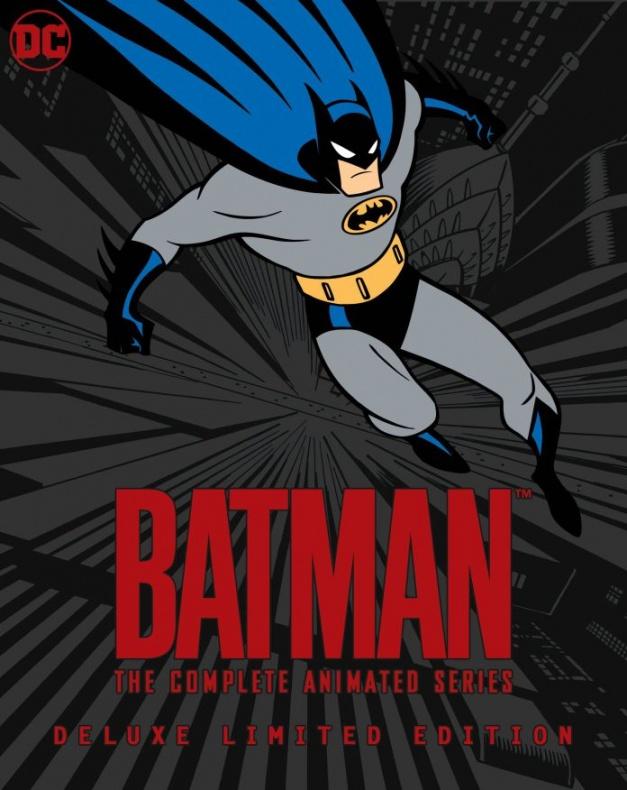 Batman: TAS blu-ray