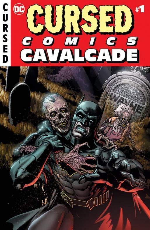 Batman Cursed Comics
