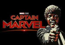 Captain Marvel - Samuel L Jackson - Pulp Fiction