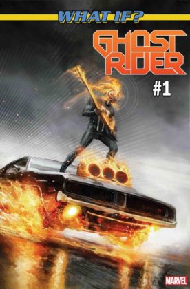 Ghost Rider What if