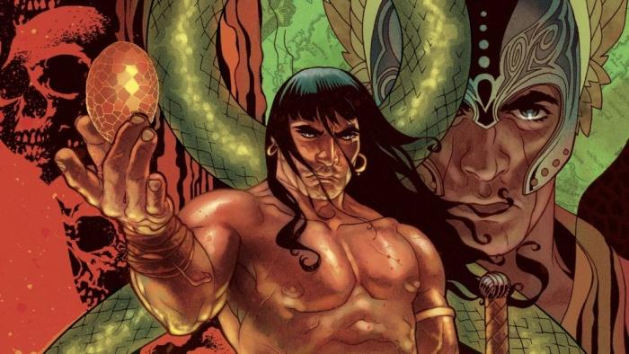 Marvel 'Conan Chronicles'