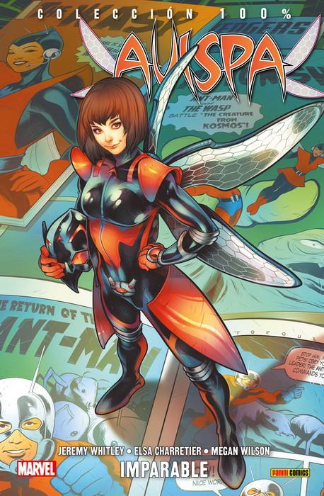 La Avispa Marvel