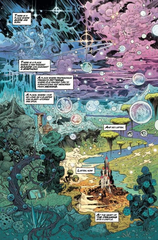 Sandman Universe 1