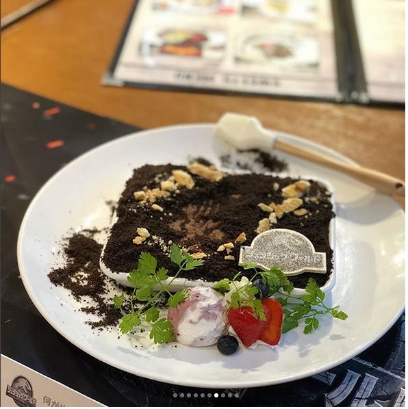 Jurassic World Restaurante