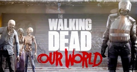 The Walking Dead: Our World 0