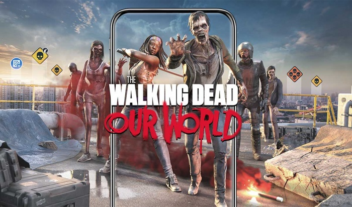The Walking Dead: Our World 1