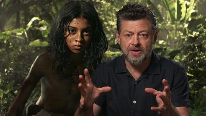 'Mowgli' Andy Serkis