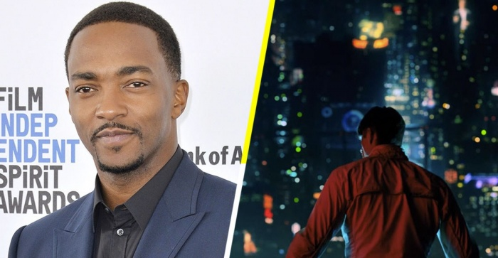 'Altered Carbon' Anthony Mackie