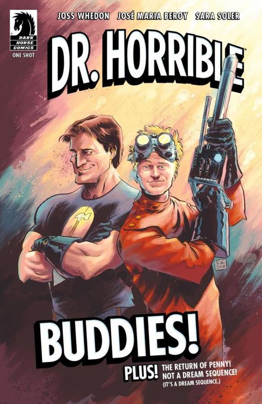 [SDCC18] Dr. Horrible Comic