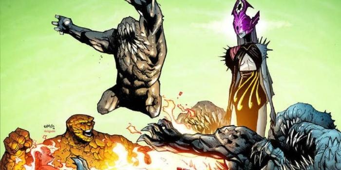 'Fantastic Four' Villano