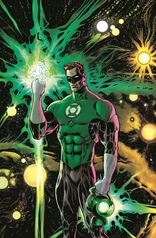DC Comics The Green Lantern