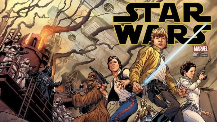 marvel star wars variant cover