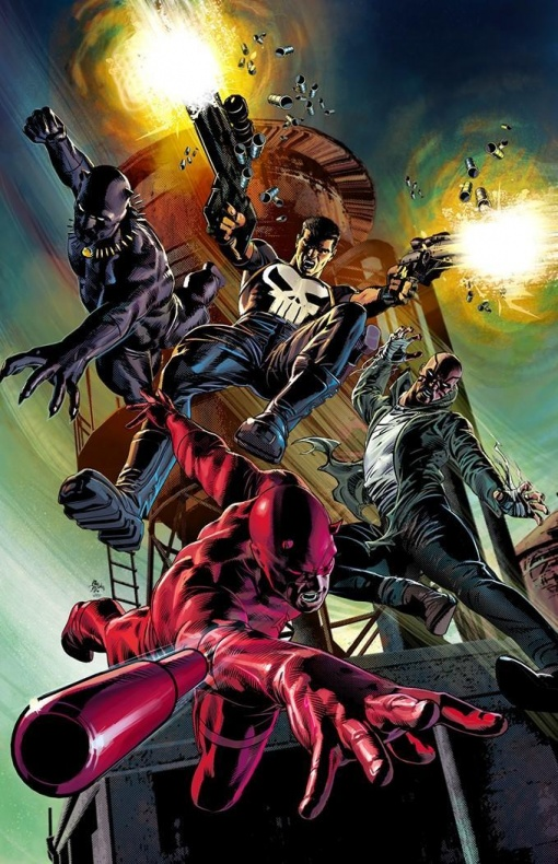 Marvel Knights Mike Deodato