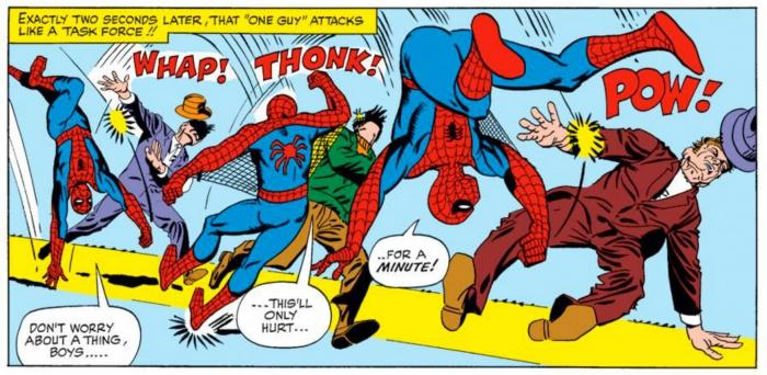 spiderman ditko